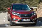 Honda CR-V 2015 Fahrbericht