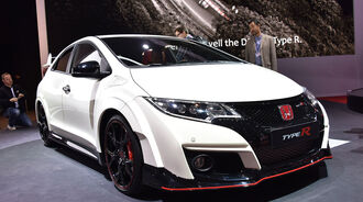 Honda Civic Type R Sperrfrist 2.3.2015 21.00 Uhr