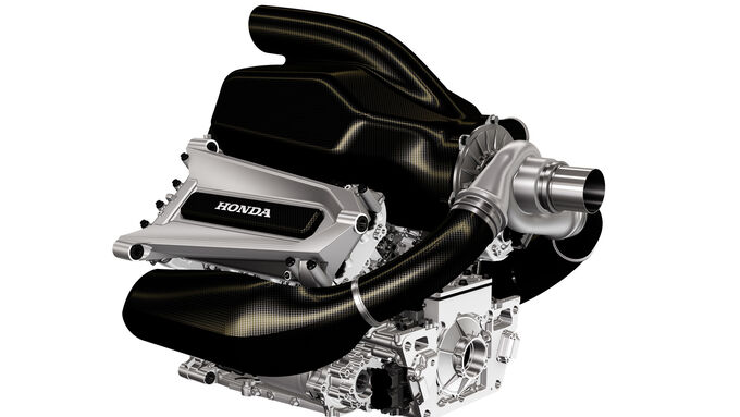 Honda V6 F1-Motor für 2015