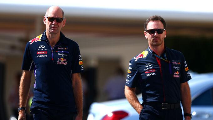 Krieg in der Formel 1