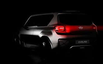 Hyundai Carlino Indien