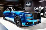 IAA 2015, Mansory Rolls Royce Wraith