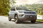 Jeep Compass Modell 2018 Trailhawk