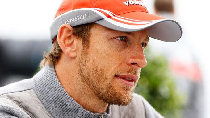 Jenson Button GP Kanada 2013