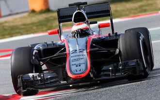 Button feiert Honda-Rekord