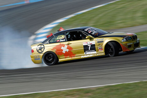 Juri Bianchi, Drifter7DriftChallenge, High Performance Days 2012, Hockenheimring