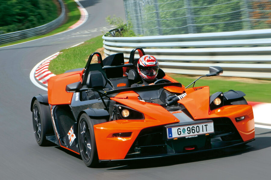 ktm x bow auto motor und sport. Black Bedroom Furniture Sets. Home Design Ideas