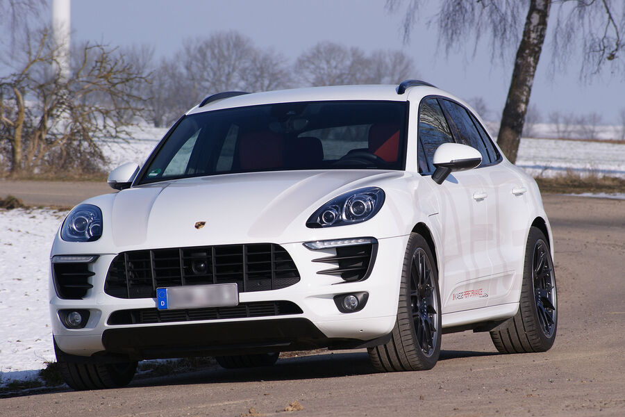 kaege porsche macan s diesel mit 310 ps und v8 sound. Black Bedroom Furniture Sets. Home Design Ideas