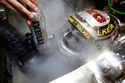 Tortur für Magnussen und Vettel