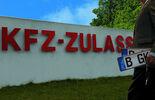 Kfz-Zulassung, Zulassungsstelle