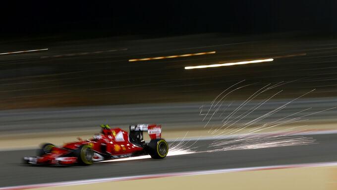 Fotos GP Bahrain (Freitag)