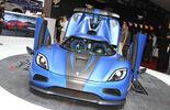 Koenigsegg Agera R Auto-Salon Genf 2012
