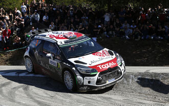 Citröen WRC-Programm