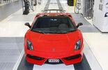 Lamborghini Gallardo Produktionsende