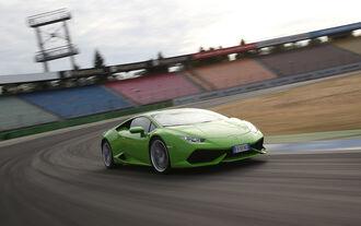 Lamborghini Huracán, Test, sport auto, Heft 08/2014