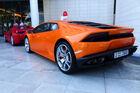 Carspotting F1 Abu Dhabi 2014