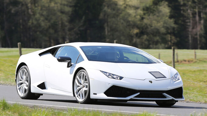 picture of Lamborghini Superleggera