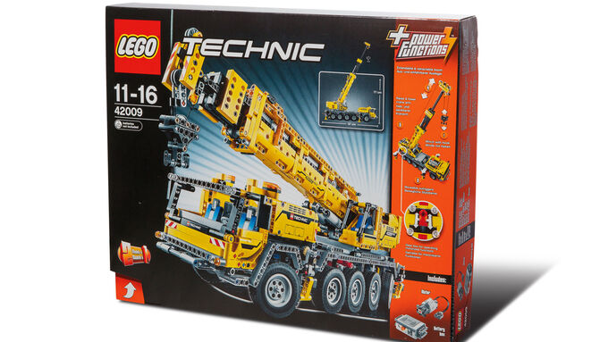 der gr te lego technik bausatz die lust an der lego last auto motor und sport. Black Bedroom Furniture Sets. Home Design Ideas