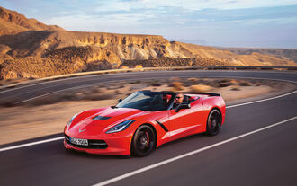Leserwahl sport auto-Award H 079 - Chevrolet Corvette Stingray