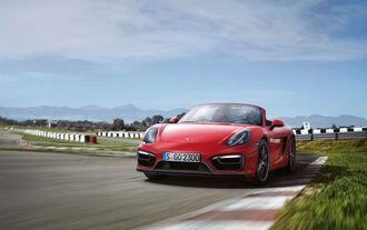 Leserwahl sport auto-Award H 084 - Porsche Boxster GTS