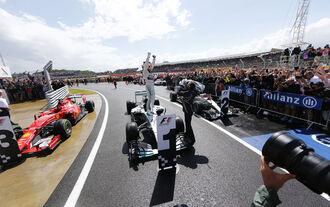 Fahrer-Noten GP England