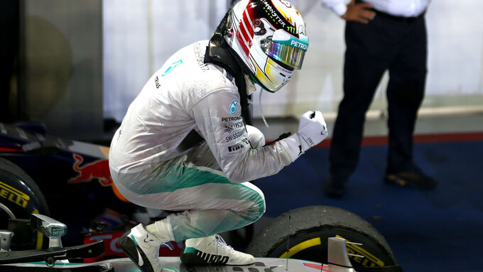 Noten GP Singapur 2014