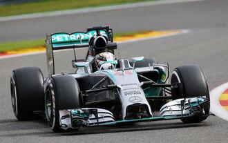 Hamilton kontert gegen Rosberg