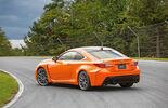 Lexus RC F, Sportwagen, sport auto 10/2014