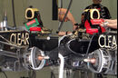 Lotus DRS Airbox GP Ungarn 2012