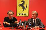 Luca di Montezemolo  Sergio Marchionne - Ferrari - 2014