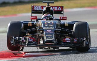 Lotus will in die Top Ten