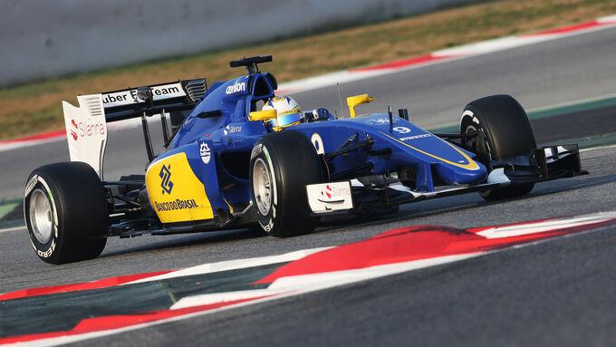 Formel 1 wird schneller