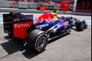 Mark Webber GP Spanien 2013