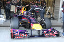 Mark Webber - Red Bull - Formel 1 - Test - Jerez - 5. Februar 2013
