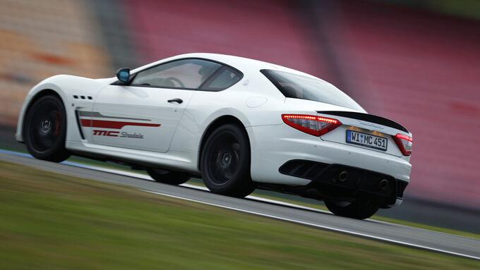 Maserati Gran Turismo MC Stradale, Seitenansicht