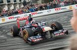 Max Verstappen - Showrun - Rotterdam 2014