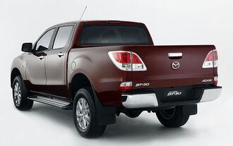 Mazda BT-50 2011 Sidney
