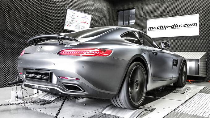 McChip-DKR Mercedes AMG-GT