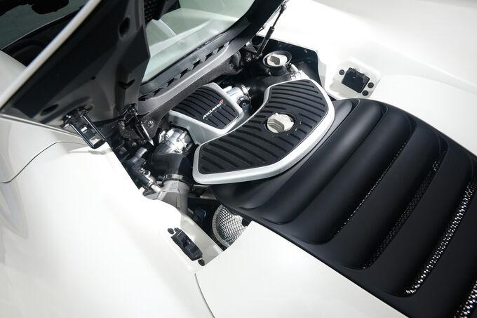 McLaren 650s Spider, Engine