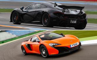 McLaren - Aufmacher - P1 - 650S