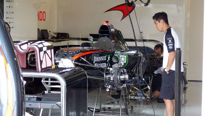 McLaren bittet um Strafnachlass