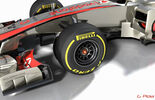 McLaren MP4-27 Piola-Technik Formel 1 2012