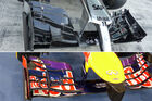 McLaren kopiert Red Bull-Frontflügel