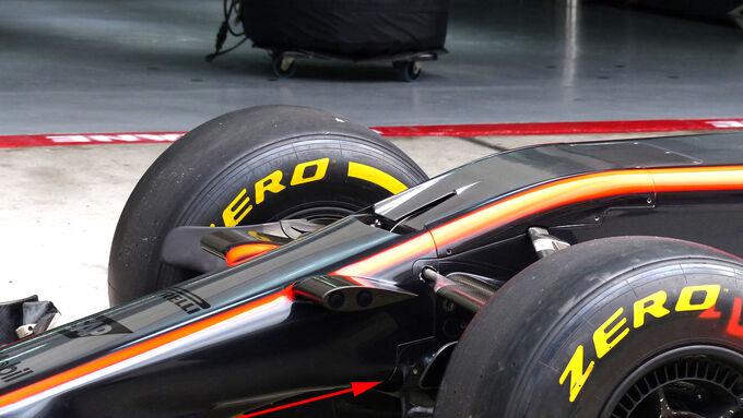 Formel 1-Technik-Update