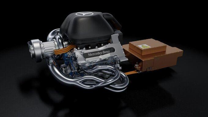 Neue F1-Motoren mit 1.000 PS für 2016