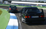 Mercedes 190E Evolution 2 Heck