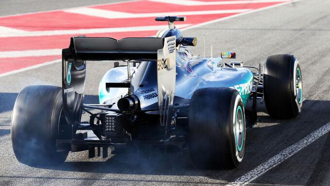Testanalyse von Mercedes