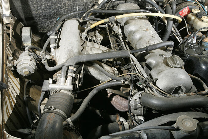 need m 130 6 cylinder injected engine peachparts mercedes shopforum