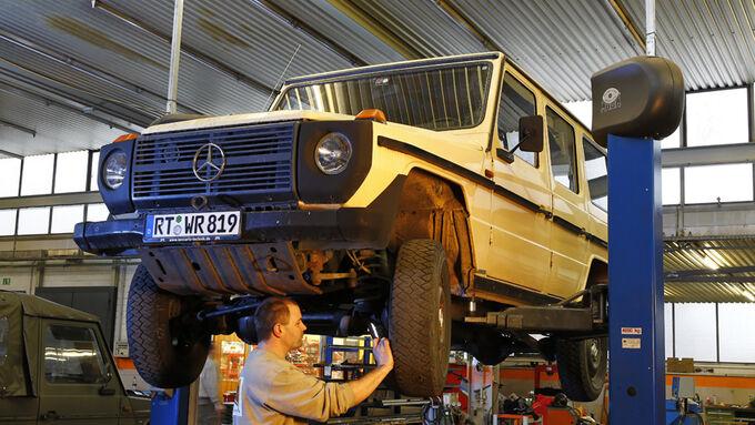 Wartungsintervalle Mercedes A Klasse
