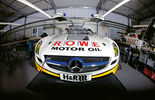 Mercedes SLS AMG, ROWE Racing, Front